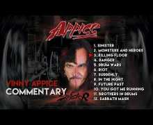 Carmine & Vinny Appice 'Sinister' Track-By-Track