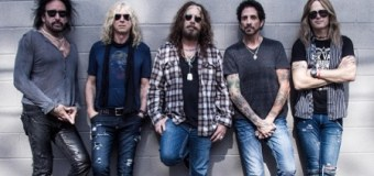 The Dead Daisies 2018 New Album Update