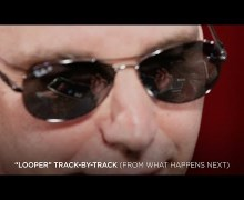 "Joe Satriani ""Looper"" New Song/Album"