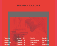 MGMT 2018 Tour Europe/London Concerts, Dates, Amsterdam, Paris, Berlin, Brussels