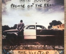 Neil Young: Stream 'The Visitor' New Album, Buy