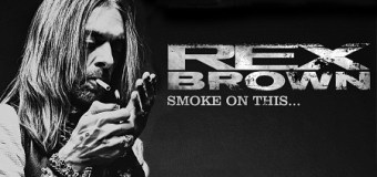 "Rex 'Rocker' Brown ""Fault Line"" Official Video – Ex-Pantera"