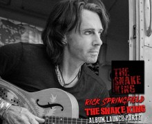 Rick Springfield Album Release Party in Los Angeles/L.A. 'The Snake King'