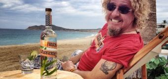 """Sammy Hagar, """"""""You don't have to know what you are doing to be successful"""""""