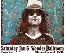 Scott McCaughey Benefit Concert: The Decemberists, R.E.M. Members, Dharma Bums
