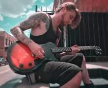 """King's X Guitarist Ty Tabor """"Johnny Guitar"""" New Song/Album/Video"""