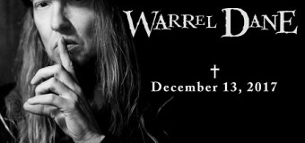 Music World Reacts to Death of Warrel Dane – Sanctuary / Nevermore