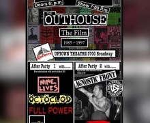 Agnostic Front Show @ The Outhouse The Film 1985-1997 Premiere