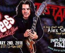 Alex Skolnick Interview on 6 Degrees Radio Show