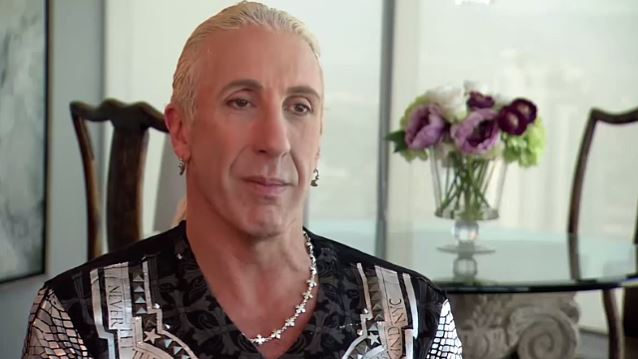 "Dee Snider, ""My mother, Marguerite Snider, died in her sleep"""