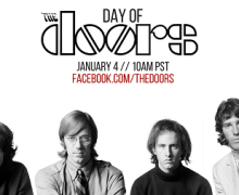 The Doors Facebook Live w/ John Densmore & Paul Koretz