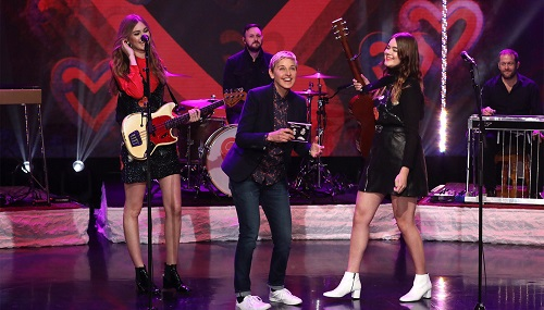 First Aid Kit on The Ellen DeGeneres Show