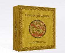 George Harrison 'Concert for George' Box Set @ Royal Albert Hall – boxset