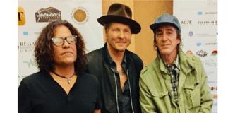 Guns N' Roses: Izzy Stradlin Makes Rare Appearance @ Rumble Documentary Screening