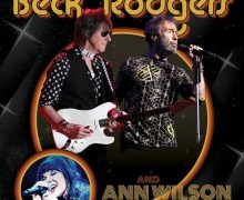 Jeff Beck/Paul Rodgers Tour 2018 w/ Ann Wilson Tickets Dates Schedule