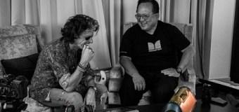 Aerosmith's Joe Perry Introduces Signature 'Monster Blaster Boombox'