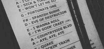 Joe Perry @ The Roxy, Setlist, Slash, Johnny Depp