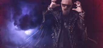 "Judas Priest ""Lightning Strike"" New Song/Official Video"