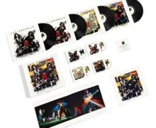 Led Zeppelin 'How The West Was Won' Box Set LP/CD/Digital- Live