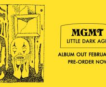 MGMT Adds 2018 Tour Dates: Chicago, IL, Asheville, NC, Richmond, VA, Brooklyn, NY, Seattle, WA and Salt Lake City, UT