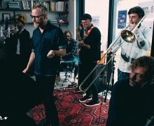 "Watch The National Perform for Amnesty International & Sofar Sounds, ""Carin at the Liquor Store"""