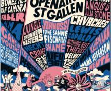 Open Air St. Gallen 2018 Lineup: Angus & Julia Stone Added, Depeche Mode, The Killers, CHVRCHES, First Aid Kit