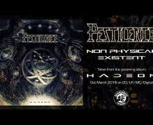 "Pestilence ""Non Physical Existent"" New Song"