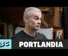 Portlandia Season 8 w/ Henry Rollins, Krist Novoselic, Brendan Canty