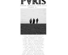 PVRIS Tour 2018 US/Canada Schedule, Tickets, Dates – Santa Cruz, Santa Barbra