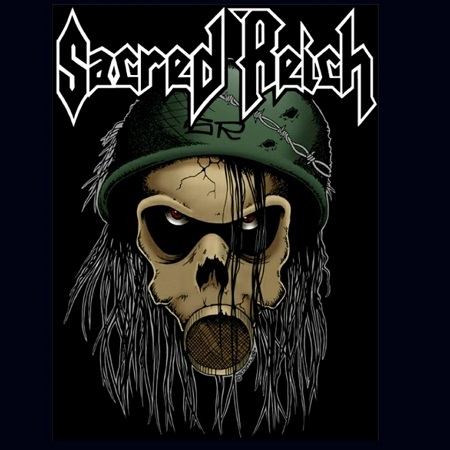 Sacred Reich New Album in 2019