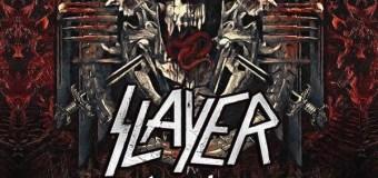 Slayer, Lamb of God, Anthrax, Behemoth, Testament Tour 2018