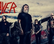 Slayer: Final Tour Announced 2018-2019- Dates/Tickets