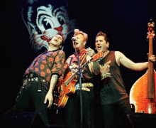 Stray Cats to Reunite @ Viva Las Vegas Rockabilly Weekend