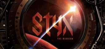 Styx:  Tommy Shaw & Will Evankovich @ CES in Las Vegas