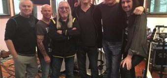Uriah Heep Finish Recording New Album, 'Living the Dream'