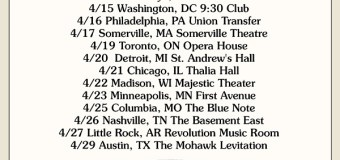 Hurray for the Riff Raff/Waxahatchee Tour 2018 – Tickets/Dates, Brooklyn, Washington, DC, Philadelphia, Toronto, Detroit, Chicago, Austin