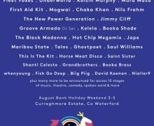 All Together Now 2018 Lineup – Fleet Foxes, First Aid Kit, Mogwai, Chaka Khan