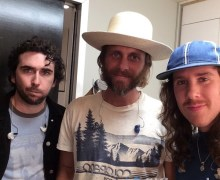 Awolnation on Jimmy Kimmel Live – Aaron Bruno