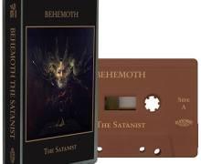 Behemoth: The Satanist & Evangelion Limited Edition Cassette Opportunity
