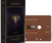Behemoth: The Satanist & Evangelion Limited Edition Cassette Opportunity