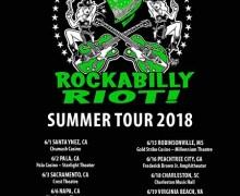 Brian Setzer 2018 US Tour Announced – Rockabilly Riot