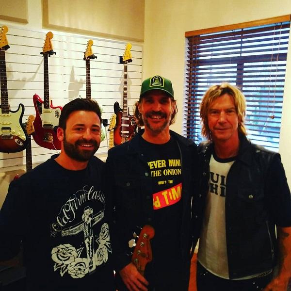 Fender Bass Amp w/ Guns 'N Roses/Bad Religion Sound Duff McKagan/Jay Bentley