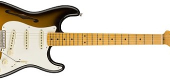 Eric Johnson Fender Thinline Strat Guitar – Signature Model Announced