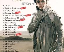 Gary Numan 2018 Europe/UK Tickets/Tour Info Stockholm, Oslo,