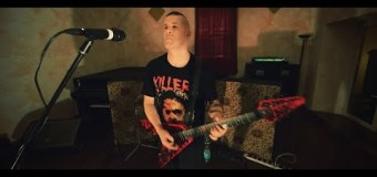 "Jeff Waters, ""I got the guitar 'sound' for the next ANNIHILATOR cd"""