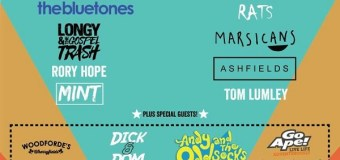 Jimmy's Festival 2018 Lineup/Tickets – Paul Young, Happy Mondays, The Bluetones, Rats, Longy and the Gospel Trash, Marsicans