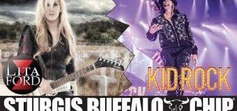 Sturgis 2018: Lita Ford Added to Kid Rock Concert