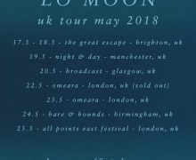 Lo Moon 2018 UK Tour Dates Announced