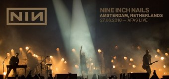 Nine Inch Nails Amsterdam Tickets On Sale Now