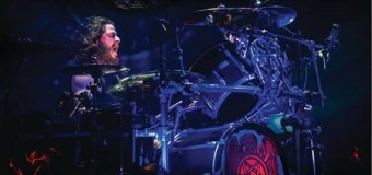 Slayer's Paul Bostaph/Drum Clinic/Skip's Music/Sacramento